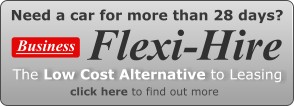 Flexi Hire - The Low Cost Alternative to Leasing